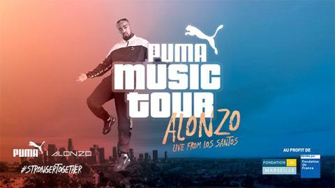 Puma Music Tour