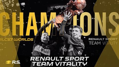 Renault Sport Team Vitality - World Champions