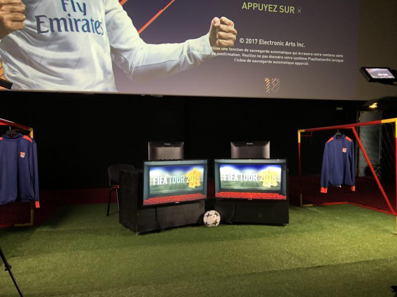 FIFA TOUR 2018 Picture #2