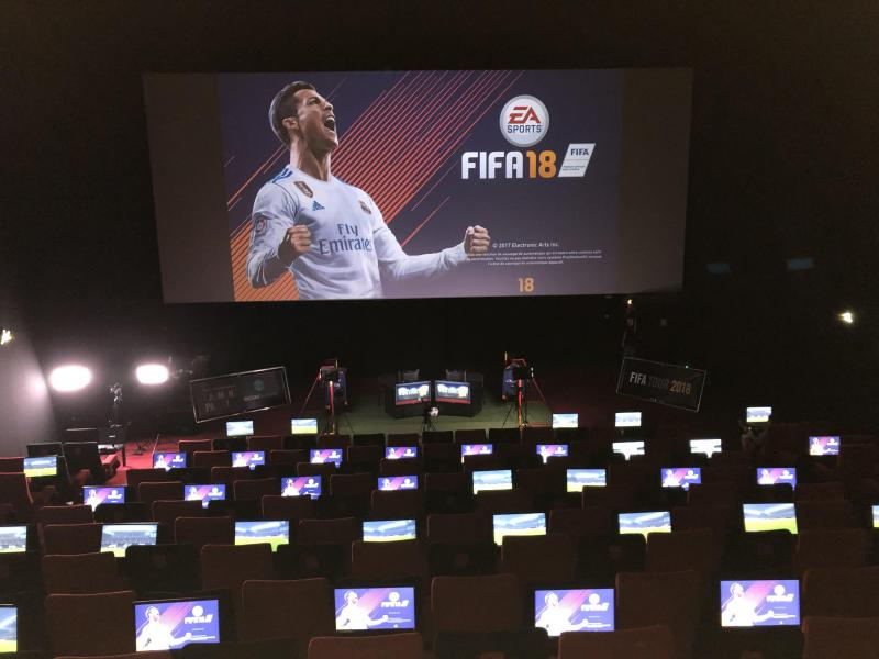FIFA TOUR 2018 Picture #4