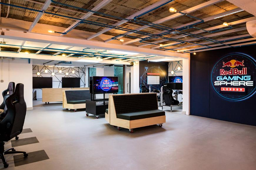 Red Bull Gaming Sphere London Picture #1