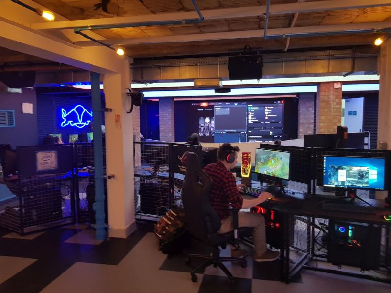 Red Bull Gaming Sphere London Picture #4