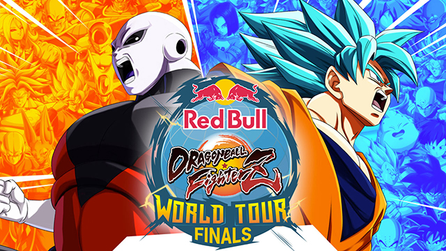Red Bull Dragon Ball FighterZ World Tour Finals